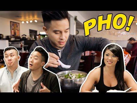 Richie Le | A Matter Of Taste: Pho Restaurant Face Off | Maker Studios SPARK