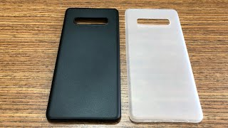 Samsung Galaxy S10 Plus | Ultra Thin Case TOTALLEE