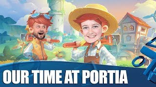 Rosie's Time At Portia