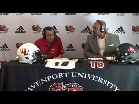 2018 Signing Day Show - Davenport Football