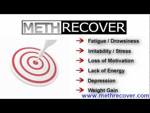 How to quit Crystal Meth  - Methrecover
