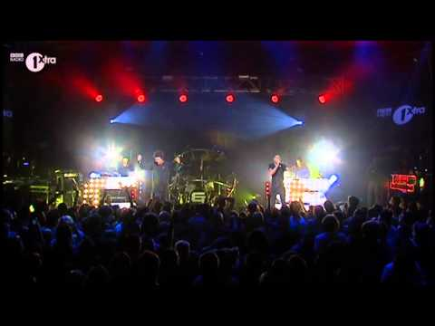 Chase & Status and  Liam Bailey Perform Blind Faith at BBC 1Xtra Live 2011