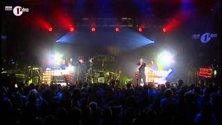 Chase Status And Liam Bailey Perform Blind Faith At BBC 1Xtra Live 2011
