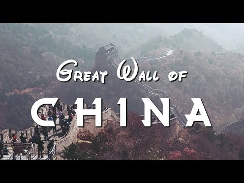 Great Wall of China – Historical Place in Beijing, China