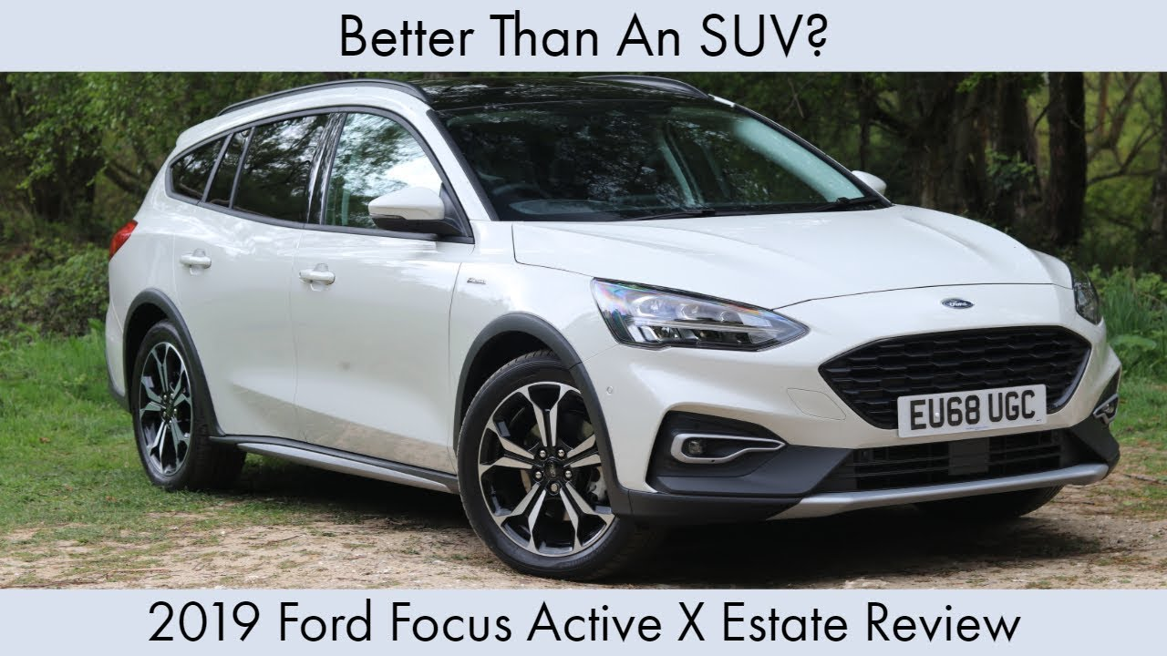 Better Than An Suv 2019 Ford Focus Active X Estate Review Youtube
