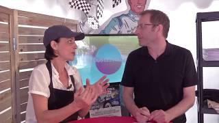 Café Grand Pix #8 : Rachel Thiery fait le show place Clemenceau