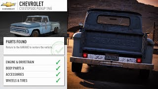 Need for Speed Payback DERELICT GUIDE: 1965 Chevrolet C10 Stepside