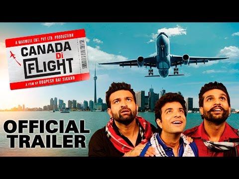 Canada Di Flight ● Official Teaser ●...