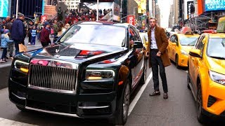 2019 Rolls Royce Cullinan: First Drive of $430,000+ SSUV in NYC