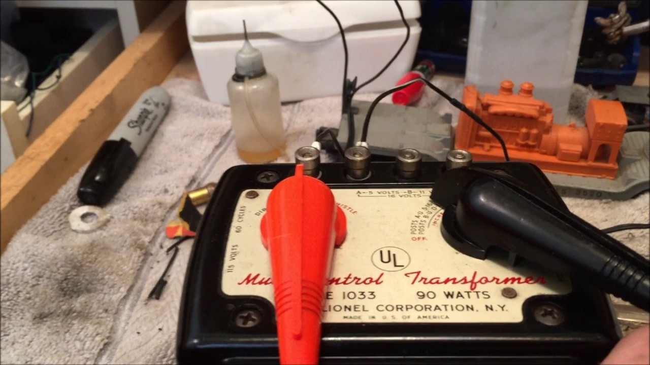 Lionel 1033 Transformer Wiring Experience Of Diagram Kw Postwar Youtube Rh Com Train