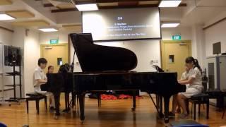 Pas de Deux and Hesitation Tango by Samuel Barber