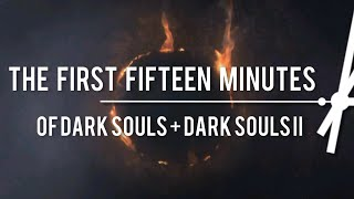 The First Fifteen Minutes: Dark Souls vs. Dark Souls II