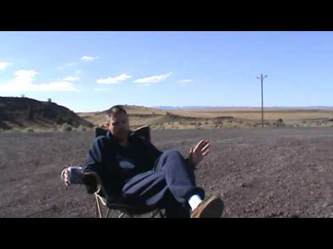 Boondocking on Volcanic Craters near Burns, Oregon / How to Legally Occupy Federal Land