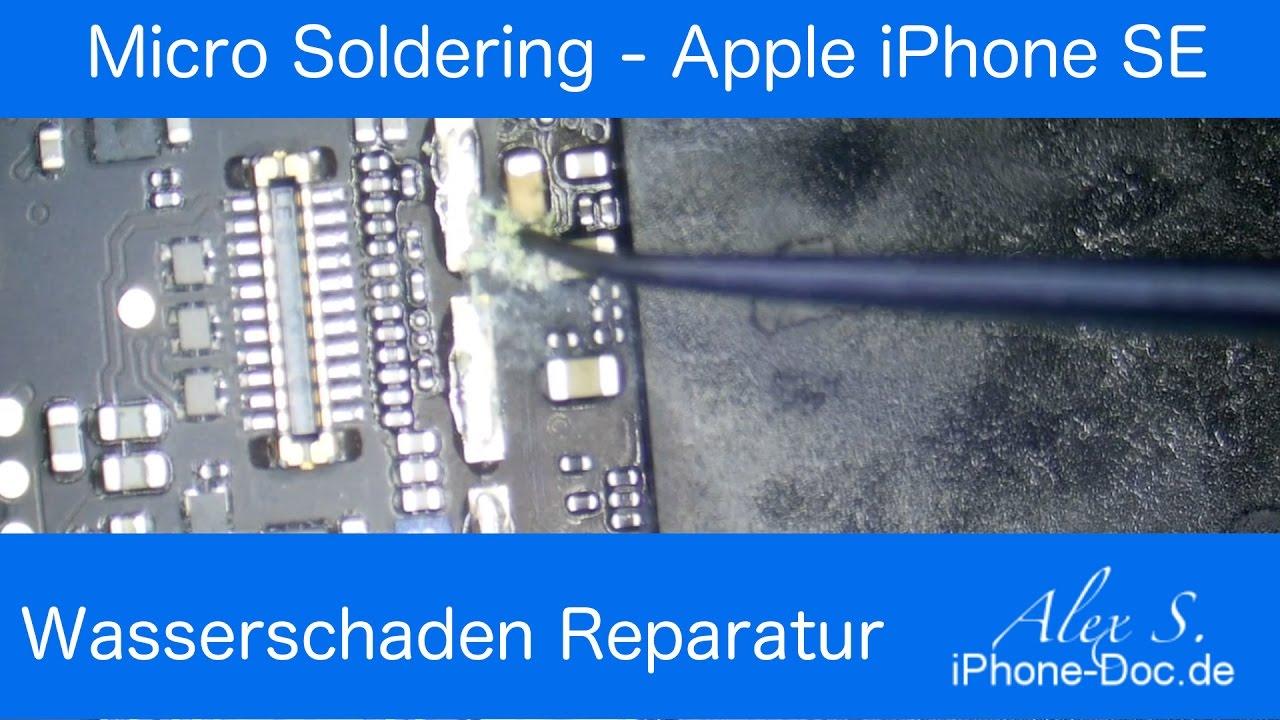 wasserschaden iphone reparatur berlin