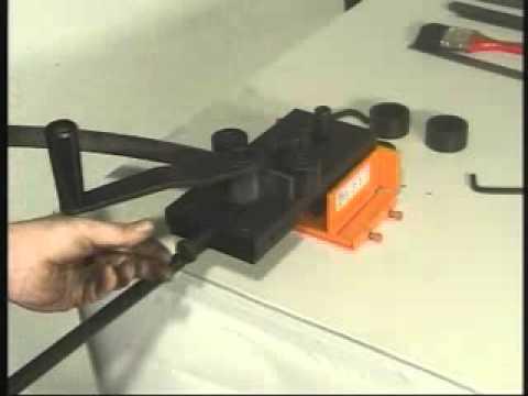 Metalcraft Master Rolling Bending Riveting Tool Fabrication Forming Steel Iron