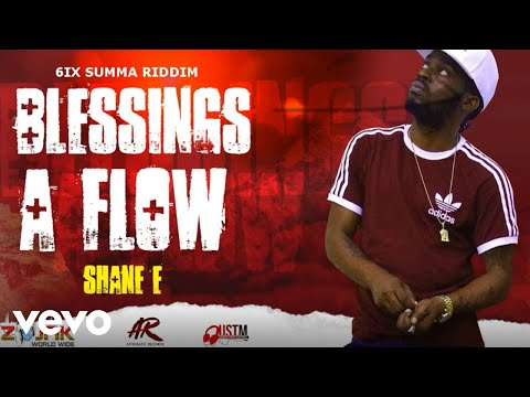 Shane E - Blessings A Flow (Official Audio)