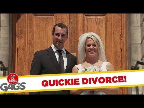 Shortest Wedding in History!