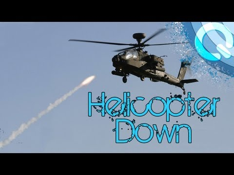 Chechens shooting down US helicopter