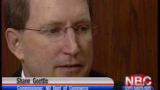 Coming Home to North Dakota on KFYR TV 11/17/2009