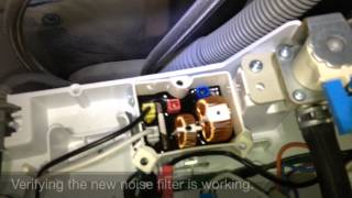 fixing an lg top load washer doa and lid stuck locked