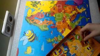 """Обзор игры """"Флаги Европы"""" от Joy Toys. Наше мнение"""