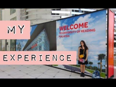 I visited the University of Reading Malaysia!