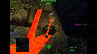 Descent 3, Level 3 Coop