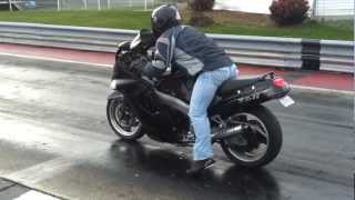 First day on a ZX 11