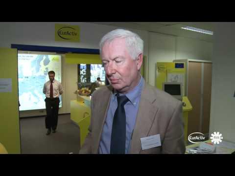 EU's Michael Hamell - EurActiv Agriculture workshop interview
