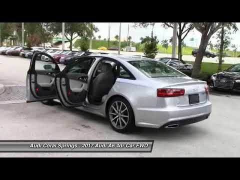 Audi A Coral Springs FL V YouTube - Coral springs audi