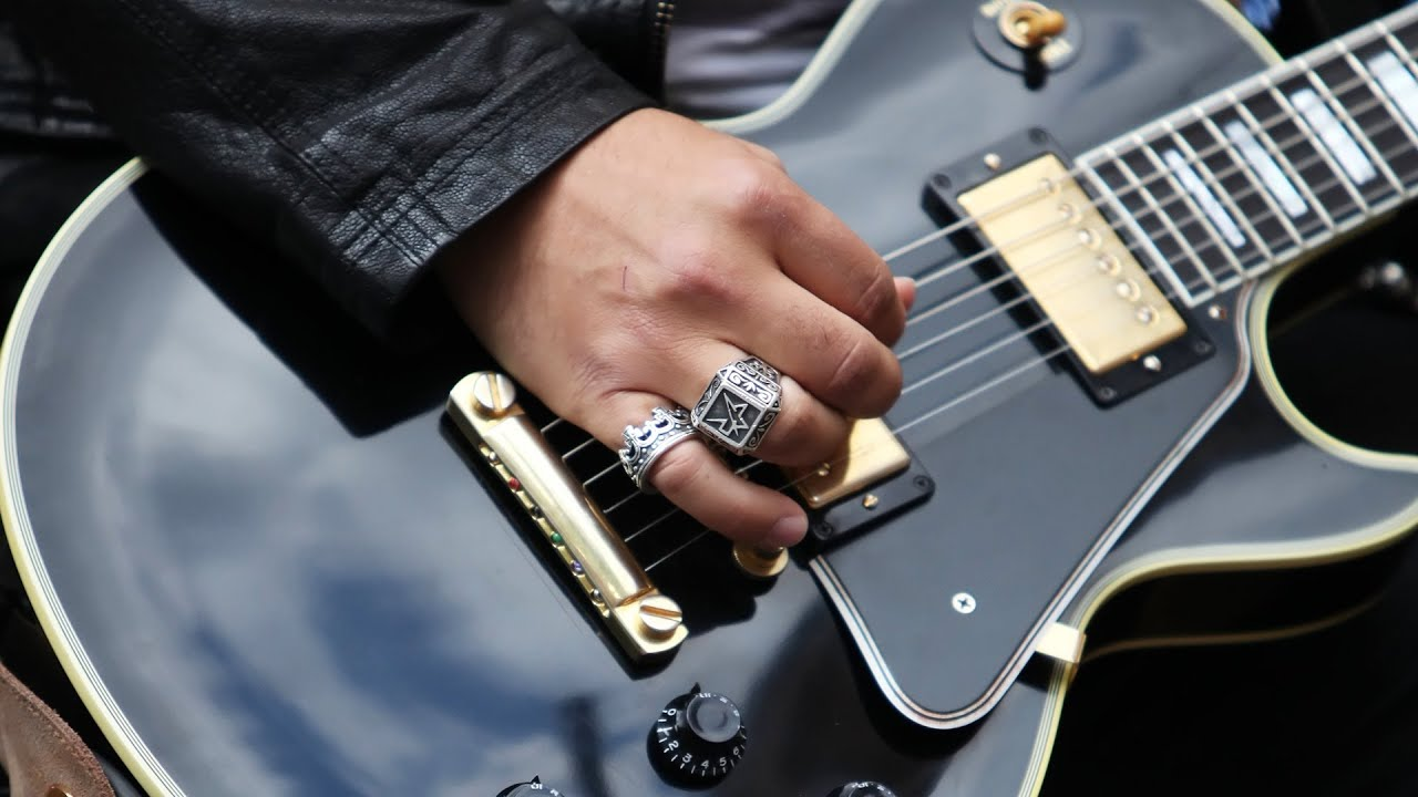 how to use drop b tuning heavy metal guitar with loop control