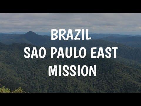 Brazil Sao Paulo East Mission