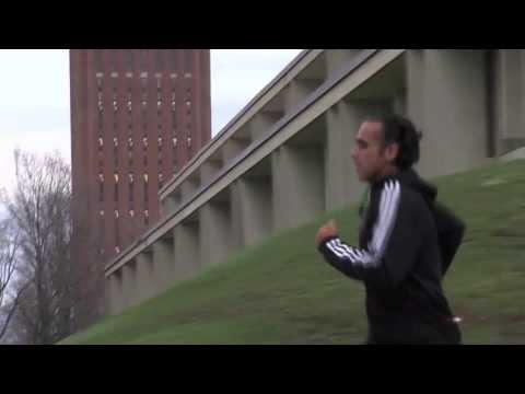 UMass Athletics at the Community Run for Boston