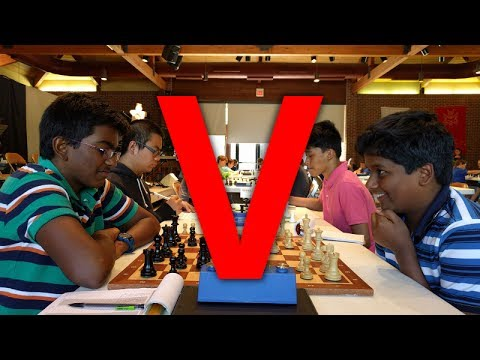 Running Your First Chess Tournament: Learning Vega