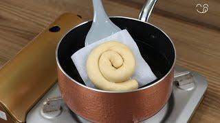 ¡No necesitas horno para hacer este pan!