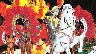 Carnaval 2014 em Cataguases - Desfile União dos Bairros - 02/03/2014