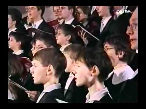 Dresden Boys Choir ▶▶▶ Es ist ein Ros' entsprungen