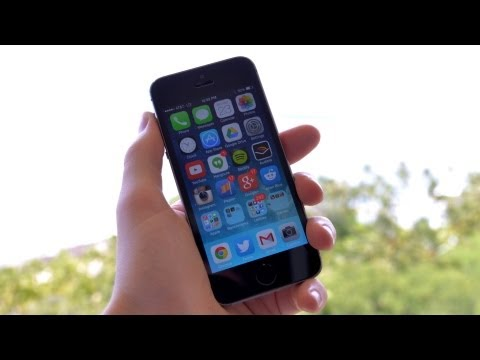 iPhone 5s Review!