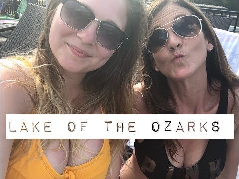 LAKE OF THE OZARKS L LODGE AT THE FOUR SEASONS L FIRST VLOG
