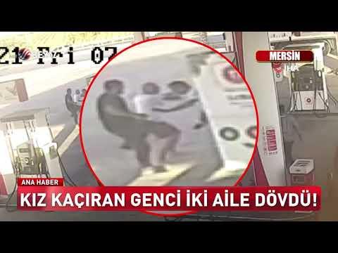 Kız kaçıran genci iki aile dövdü!