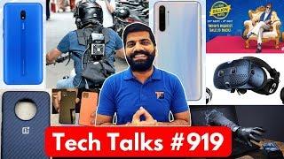 Tech Talks #919 - Realme XT Pro, Motorola TV, AC Helmet, Online Fraud, Vivo U10, Redmi 8A, Pixel 4