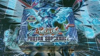 Best Yugioh Photon Shockwave Booster Box Opening, D-BOYZ !!!