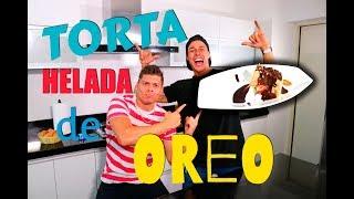 Torta Helada de Oreo (No necesita Horno) con Hugo Garcia
