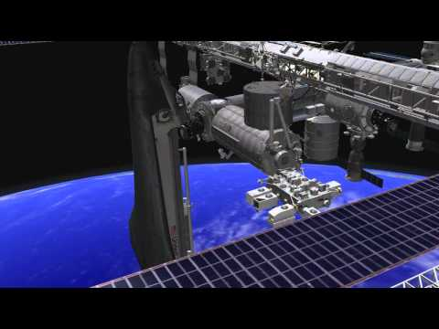 STS-135 Overview Animation