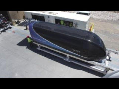 How Hyperloop One will transform the US economy