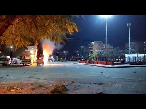 Jaipur live जयपुर में तनाव के हालात आगजनी झड़प चार थाना इलाको में कर्फ्यू plz subscribe