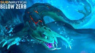 マイナス20度の極寒の海底で異星人に寄生される...!そして悲しい事件発生 - Subnautica: Below Zero #3