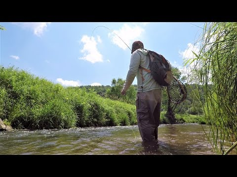 Fly Fishing Road Trip Through The Wisconsin Driftless