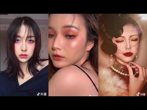 🔥HOTTEST MAKEUP VIDEOS ON CHINESE TIKTOK