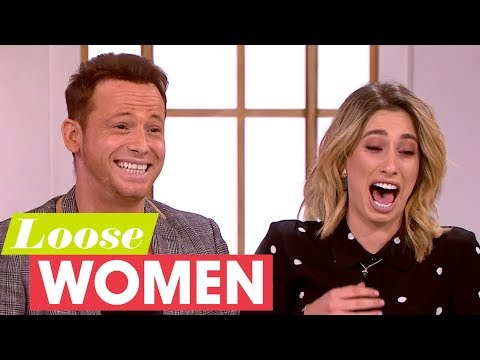 Joe Swash Lost His Virginity in Linda Robson's Bathroom! | Loose Women